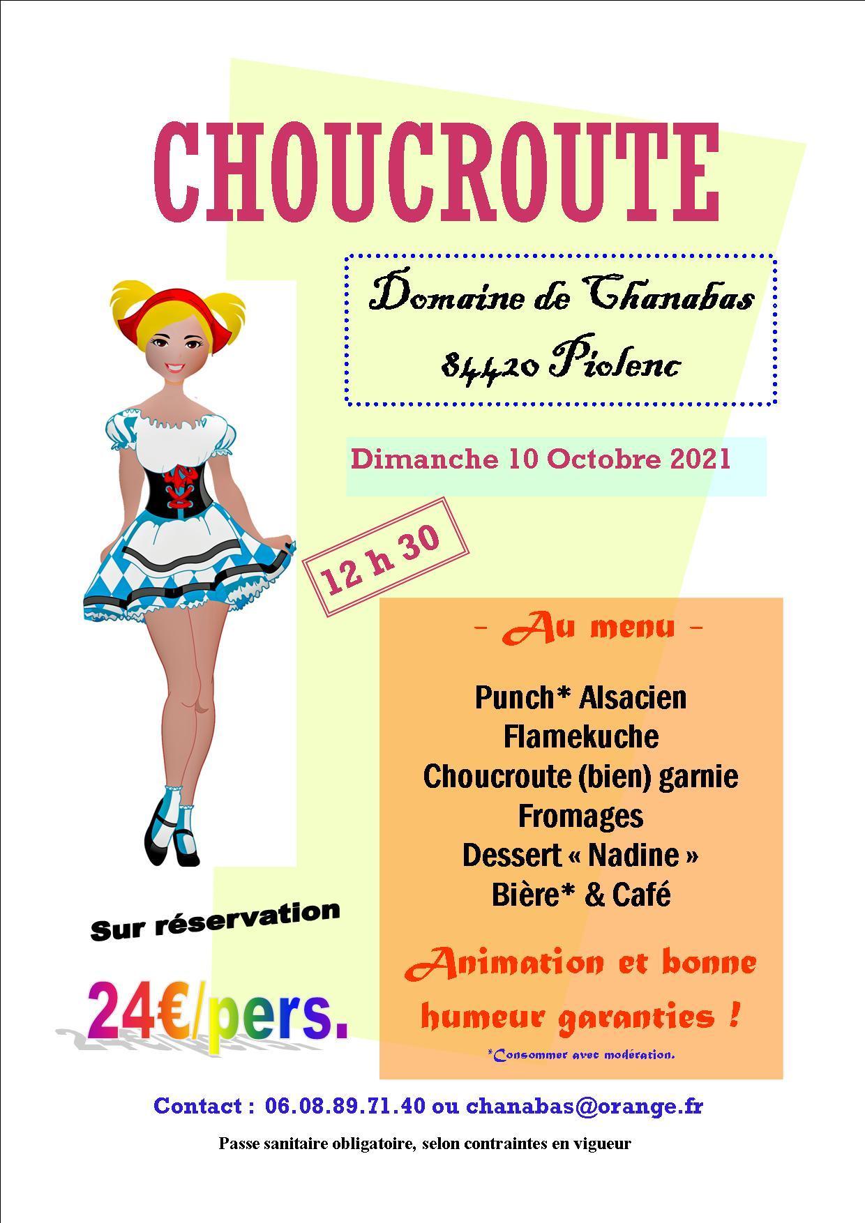 Choucroute 2021