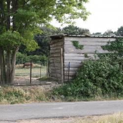 La cabane des ânes